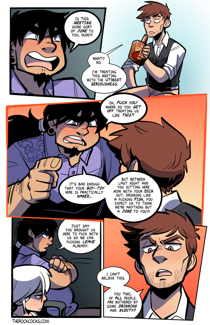 The Rock Cocks - Page 93 (NSFW)